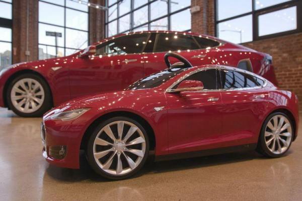 Самая доступная Tesla в мире