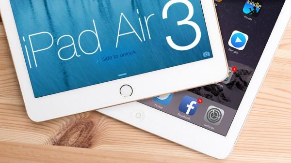 iPad Air 3 может выйти уже в марте
