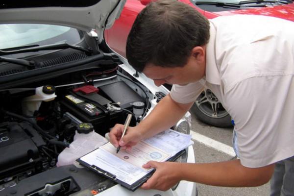 Акт оценки стоимости машины предоставлять не нужно