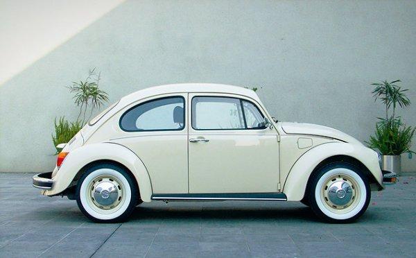 VW Beetle 1953–1957 г.в.