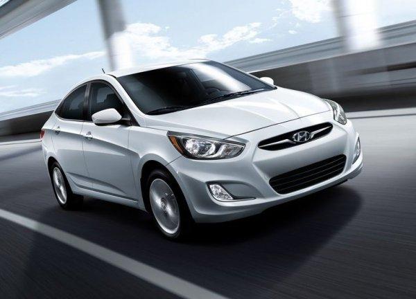Hyundai Solaris признали новинкой года и лучшим в малом классе