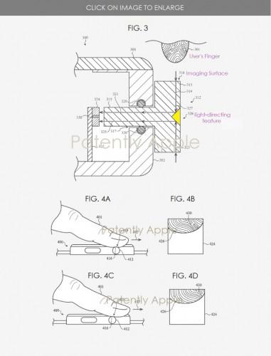 Описание патента Apple