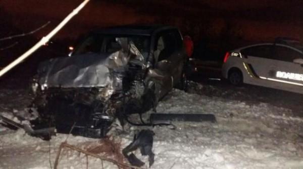 Жуткая авария в Харькове