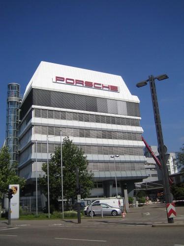 Штаб-квартира Porsche