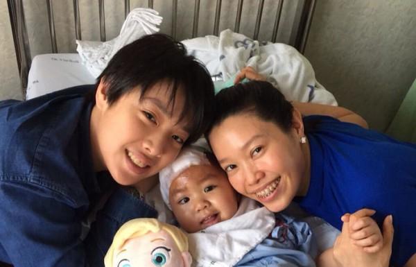 Семейная пара из Бангкока