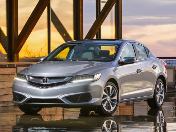 Один из претендентов - Acura ILX