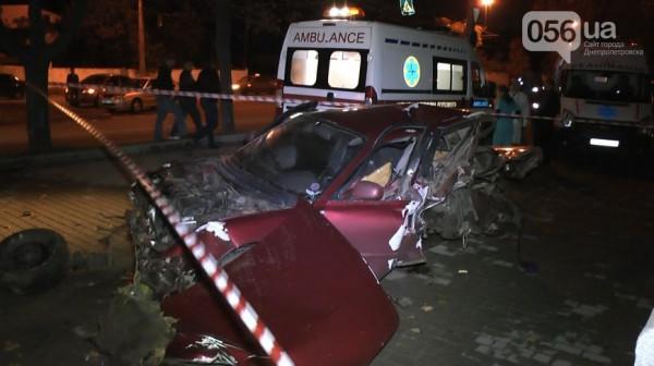 Водитель Мазды скончался спустя час после ДТП