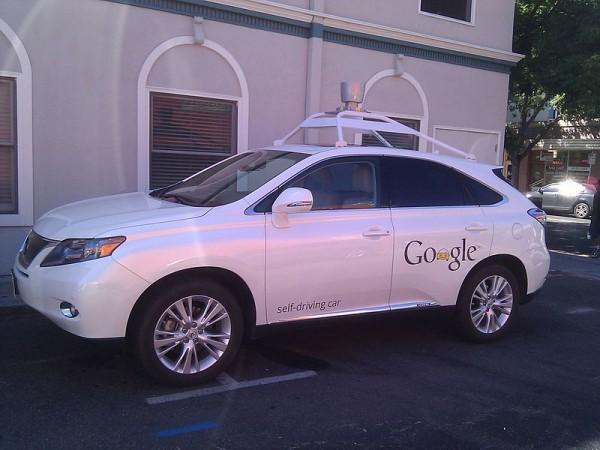 Беспилотник от Гугл