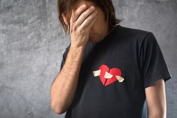 Разбитые сердца опасны для иммунной системы