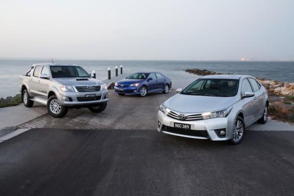 Toyota - в лидерах
