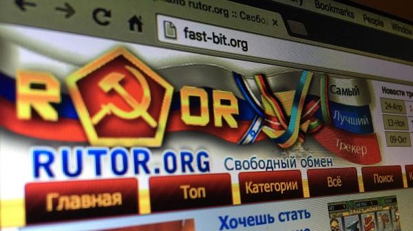 В России заблокировали rutor.org
