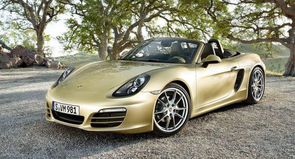 Porsche Boxster – от €60 500