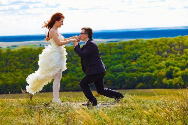 Что делать, если невеста выше жениха