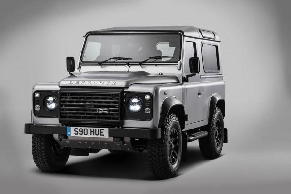 Land Rover собрал уникальный экземпляр Defender