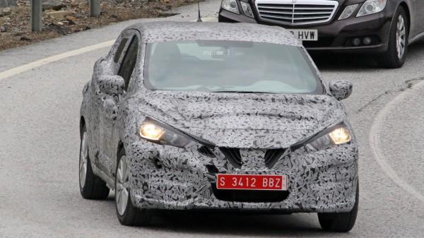 Новое поколение Nissan Micra станет больше предшественника