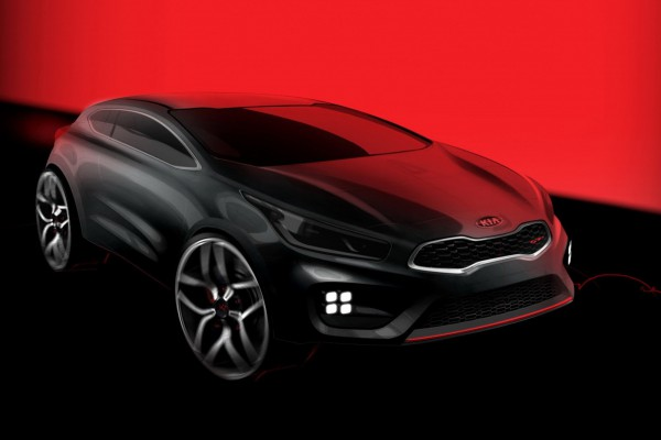 Спортивные хэтчбеки Kia получат приставку GT в названии