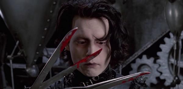 ...или Эдварда Руки-ножницы...