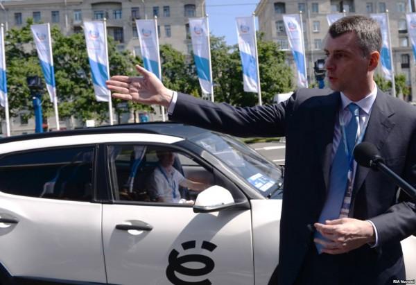 Прохоров возлагал большие надежды на ё-мобиль