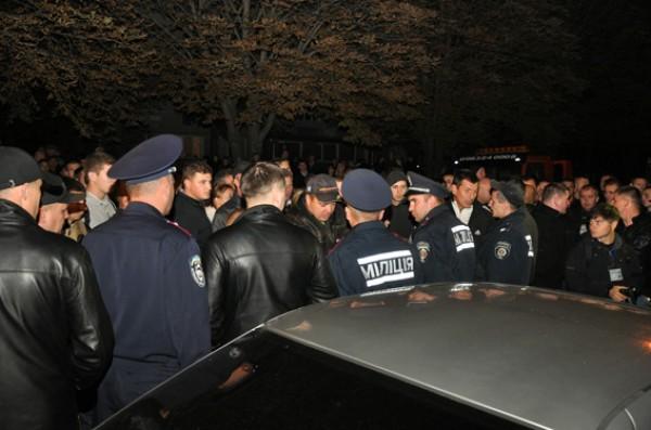 В Тернополе BMW насмерть сбил девочку