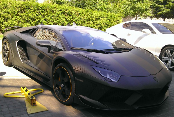 Lamborghini Mansory Aventador в Киеве