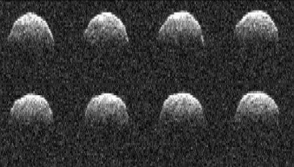 Вот так выглядит астероид Бенну
