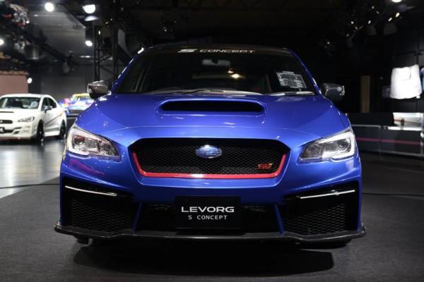 Новый Subaru Levorg S Concept