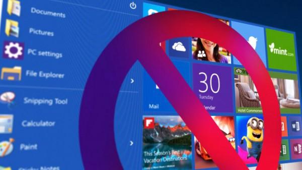 Windows 10 хотят запретить в России