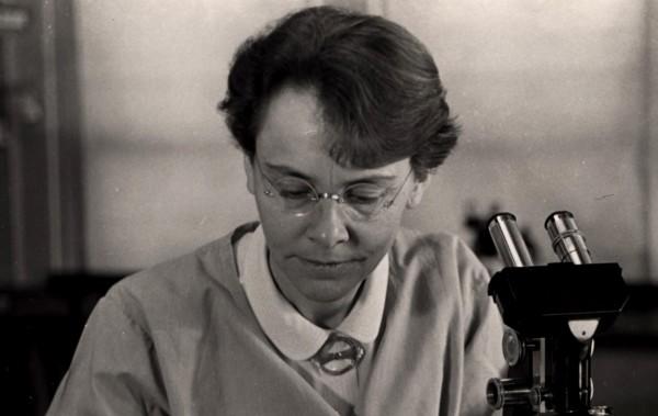 Барбара Мак-Клинток, женщина-лауреат Нобелевской премии по физиологии и медицине