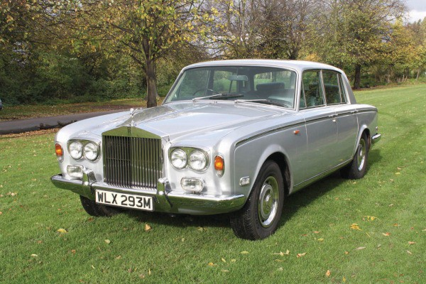 Этот Rolls-Royce Фредди использовал как личный автомобиль