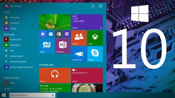 Windows 10 получит поддержку на 10 лет
