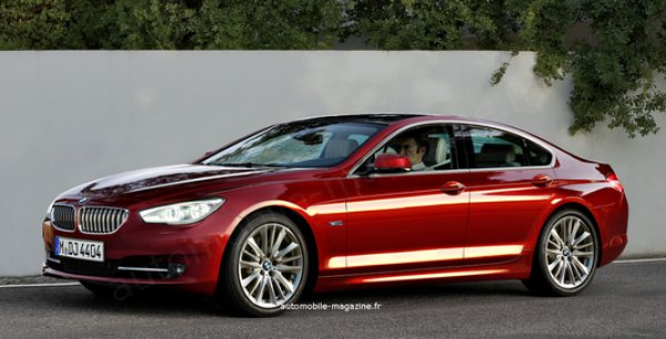 Иллюстрация BMW 4-Series от L'Automobile