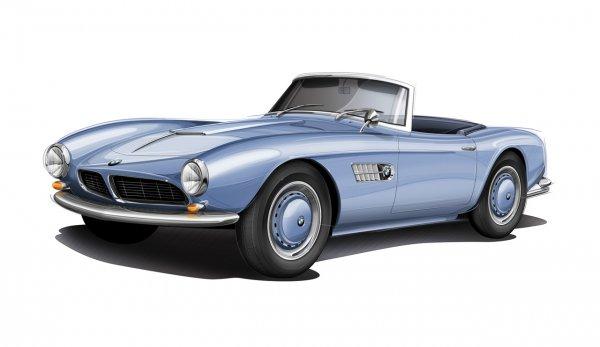 BMW 507 Roadster – $720 000