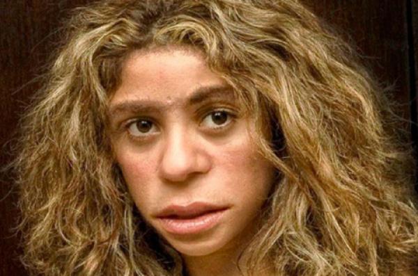 Реконструкция лица денисовской девочки