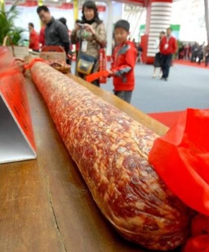 Китайцы - лучшие колбасоведы