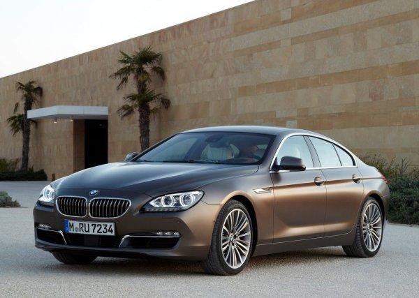 BMW 6-Series Gran Coupe - от 83 650 евро