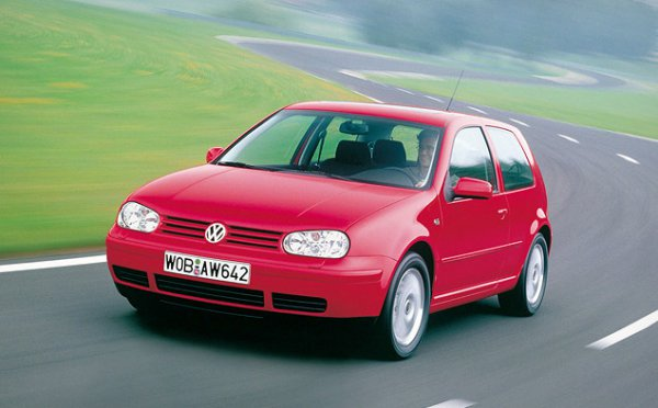 VW Golf IV 2001–2003 г.в.