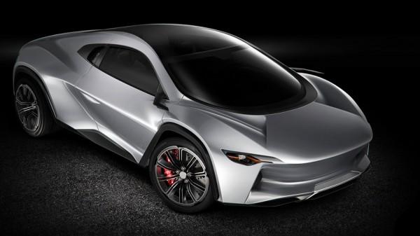 Итальянцы выпустят вседорожный суперкар с мотором от Bugatti