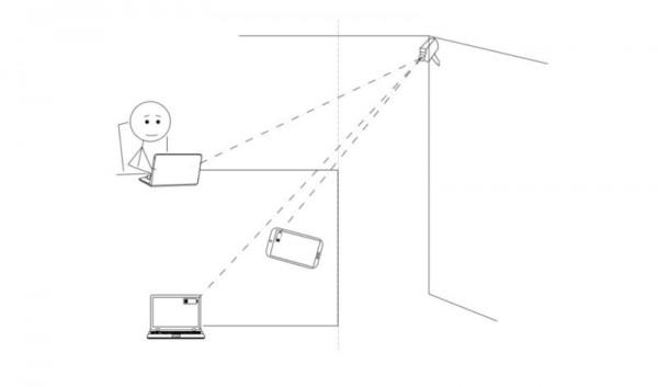 Описание патента на беспроводную зарядку