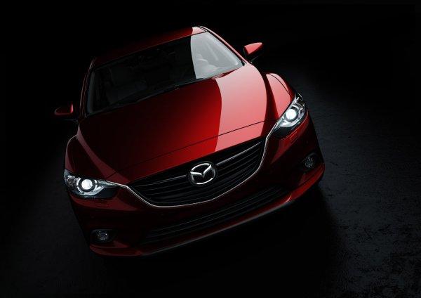 Новую Mazda6 первыми увидят россияне
