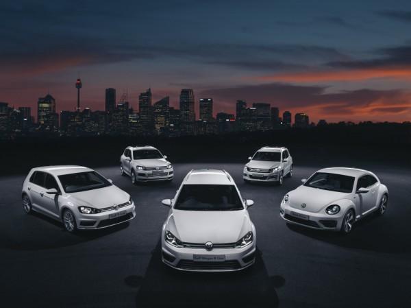 Volkswagen остается очень популярным