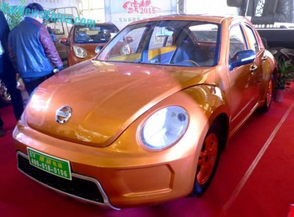 Китайская подделка в стиле Beetle