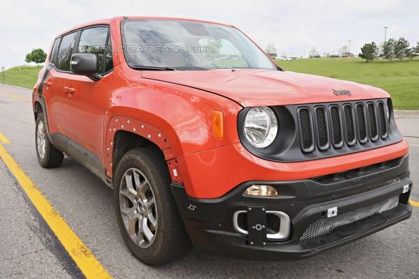 Jeep вывел на тесты приемника Patriot