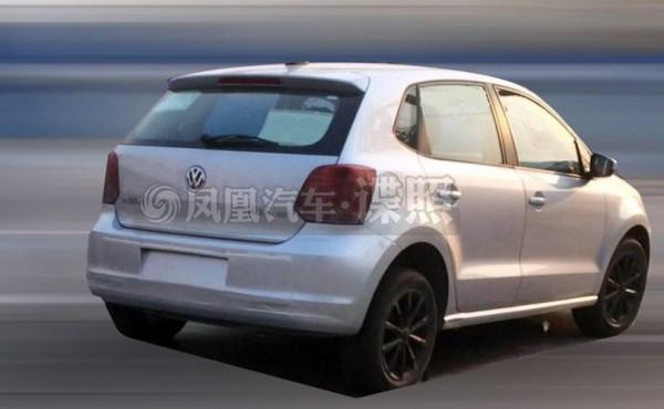 Volkswagen Polo фейслифт