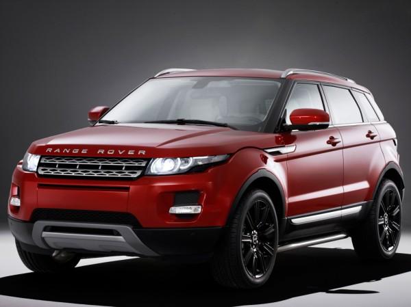Новинку создадут на базе Range Rover Evoque