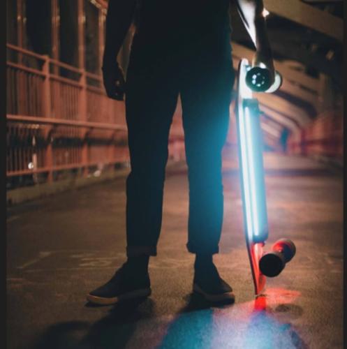 Acton Smart Electric Skateboard