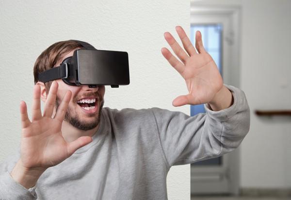 Теперь порно можно смотреть в шлеме виртуальной реальности