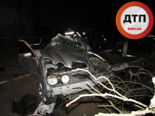 Авария вХерсонской области забрала жизни 3-х человек