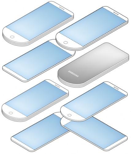 Патент на смартфон