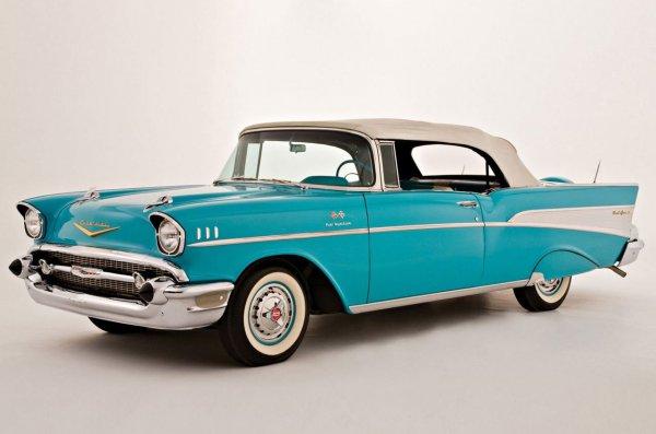 Chevrolet Bel Air 1957 года