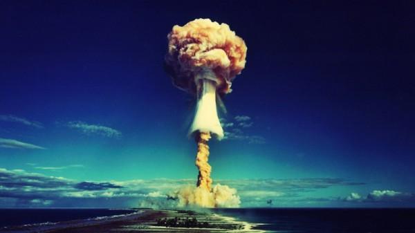 Взрыв на атолле Бикини
